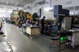 生产车间展示